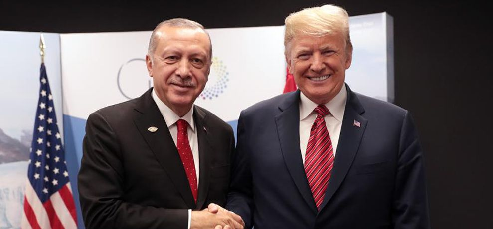 Erdogan ve Trump