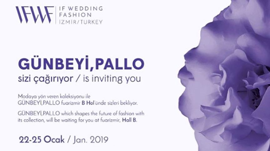 IF Wedding Fashion Izmir 2019